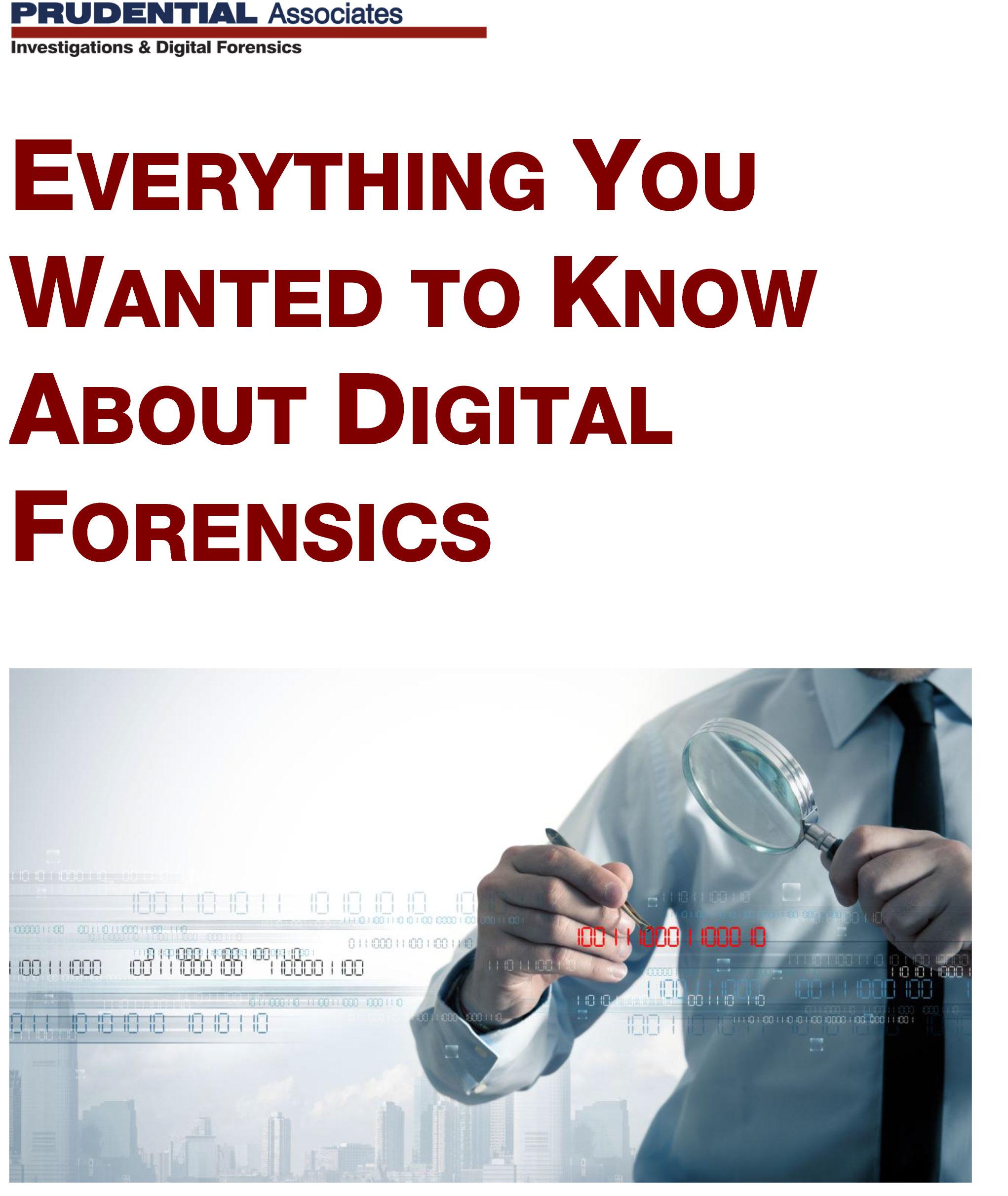 digital forensics resume voucher examiner cover letter