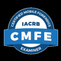 IACRB CMFE